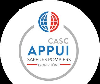 CASC Appui - Sapeurs-pompiers Lyon - Rhône