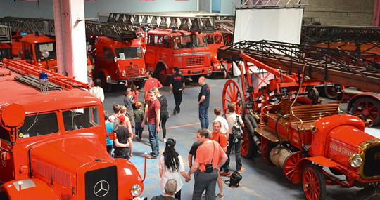 Visuel Musée des Sapeur-Pompiers